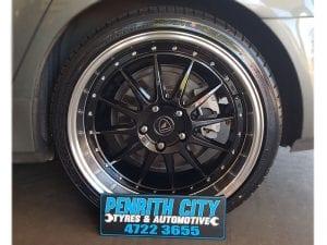 City Road Tyre