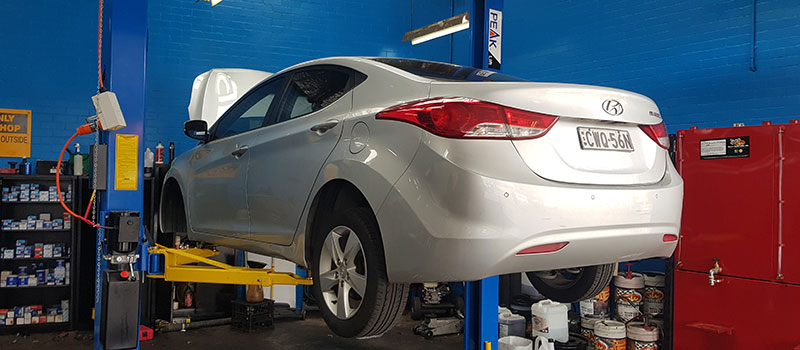 Logbook Services by Penrith City Tyres and Automotive